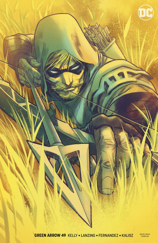 Green Arrow #49 (Variant Cover)