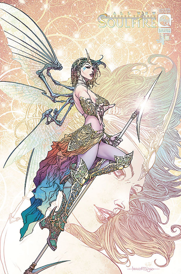 All New Soulfire #6 (10 Copy Cover)