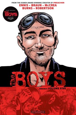 The Boys Vol. 5 (Omnibus)