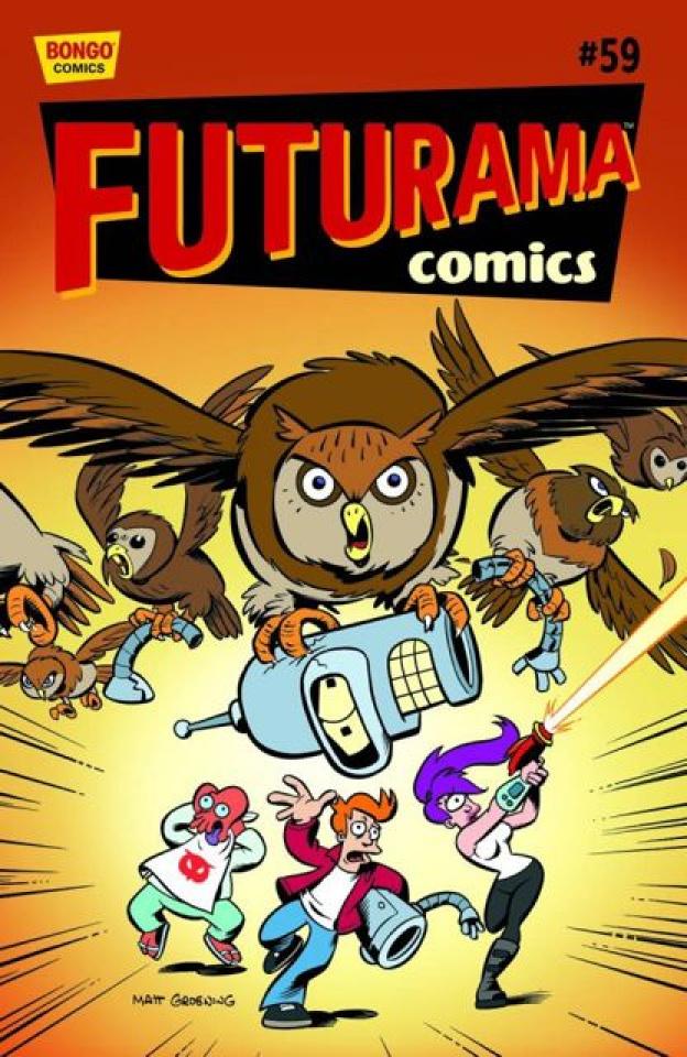 Futurama Comics #59
