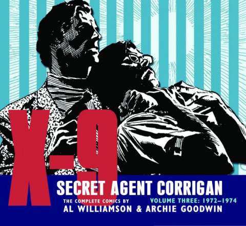 X-9: Secret Agent Corrigan Vol. 3