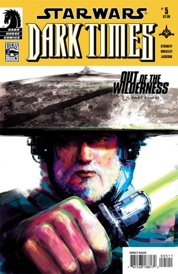 Star Wars: Dark Times - Out of the Wilderness #5
