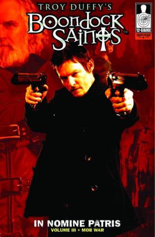 Boondock Saints: Mob War #2 (Photo Cover)