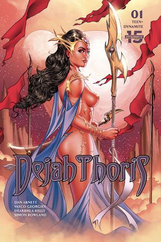 Dejah Thoris #1 (Tucci Cover)