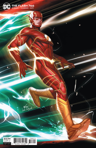 The Flash #766 (Inhyuk Lee Cover)