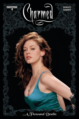 Charmed #3 (Photo Cover)