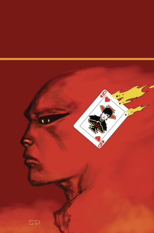 Resident Alien: The Man With No Name #1
