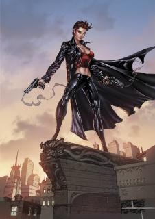 Grimm Fairy Tales: Inferno - Resurrection #4 (Dooney Cover)