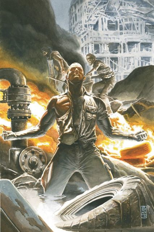 Doc Savage #11