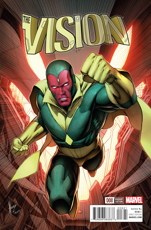 The Vision #8 (Classic Cover)