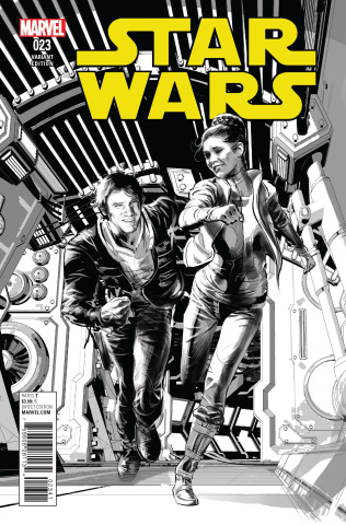 Star Wars #23 (Deodato Sketch Cover)