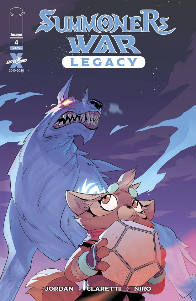 Summoners War: Legacy #4