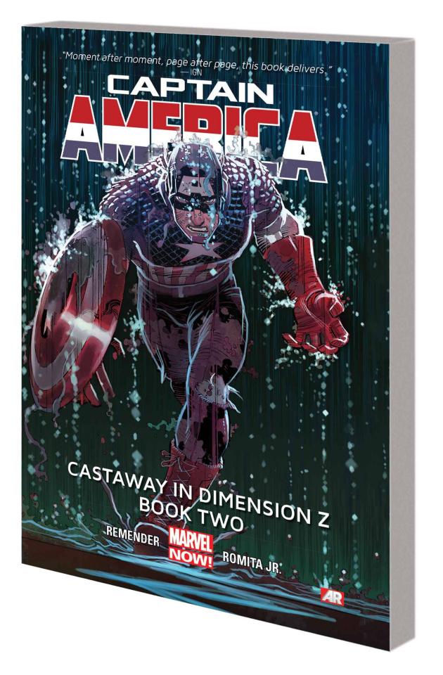 Captain America Vol. 2: Castaway in Dimension Z, Book 2