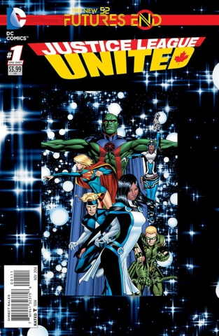 Justice League United: Future's End #1