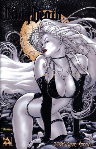 Lady Death Bikini 2005 Special (Platinum Foil Cover)
