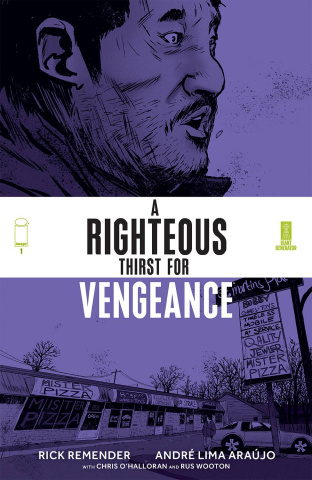 A Righteous Thirst for Vengeance #1 (10 Copy Greene Cover)