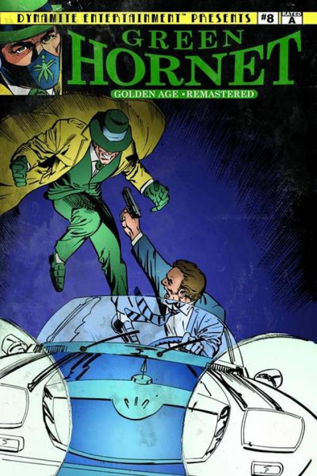 Green Hornet: Golden Age Remastered #8