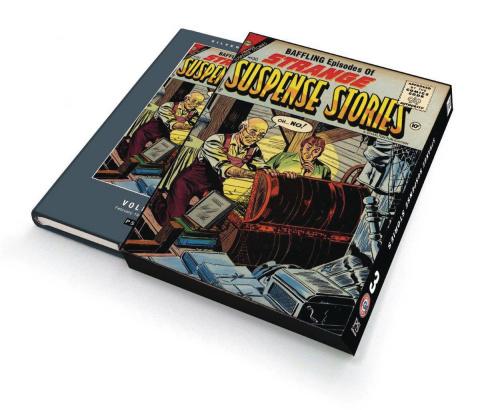Strange Suspense Stories Vol. 3 (Slipcase)
