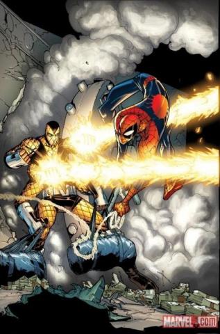 The Amazing Spider-Man #669