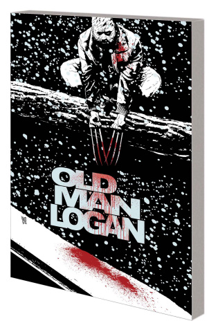 Wolverine Old Man Logan Tp Vol 02 Bordertown
