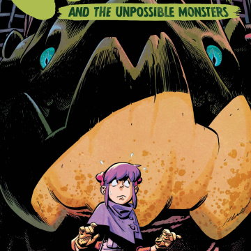 Jonna and the Unpossible Monsters #7 (Samnee Cover)