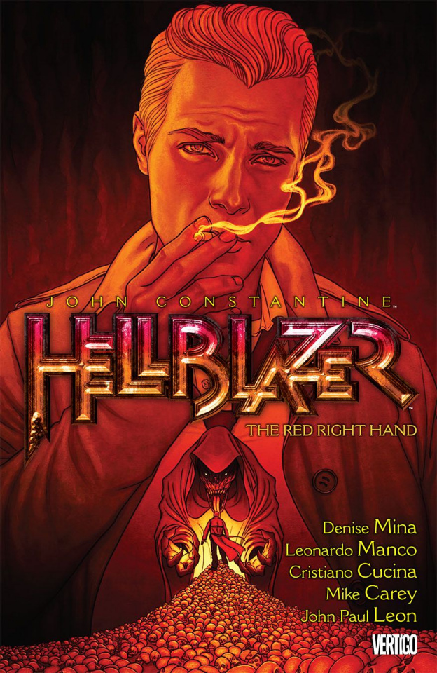 Hellblazer Vol. 19: Red Right Hand