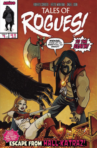 Tales of Rogues! #1