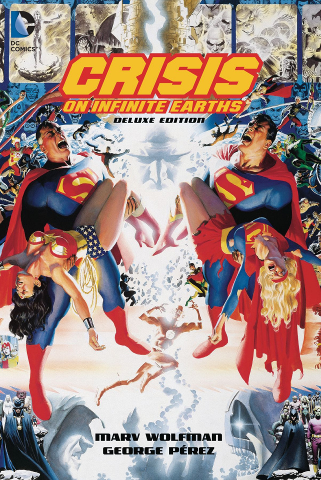Crisis On Infinite Earths (35th Anniversary Deluxe Edition)