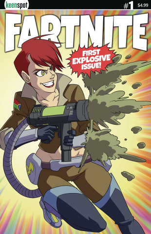 Fartnite #1 (Explosive First Issue)