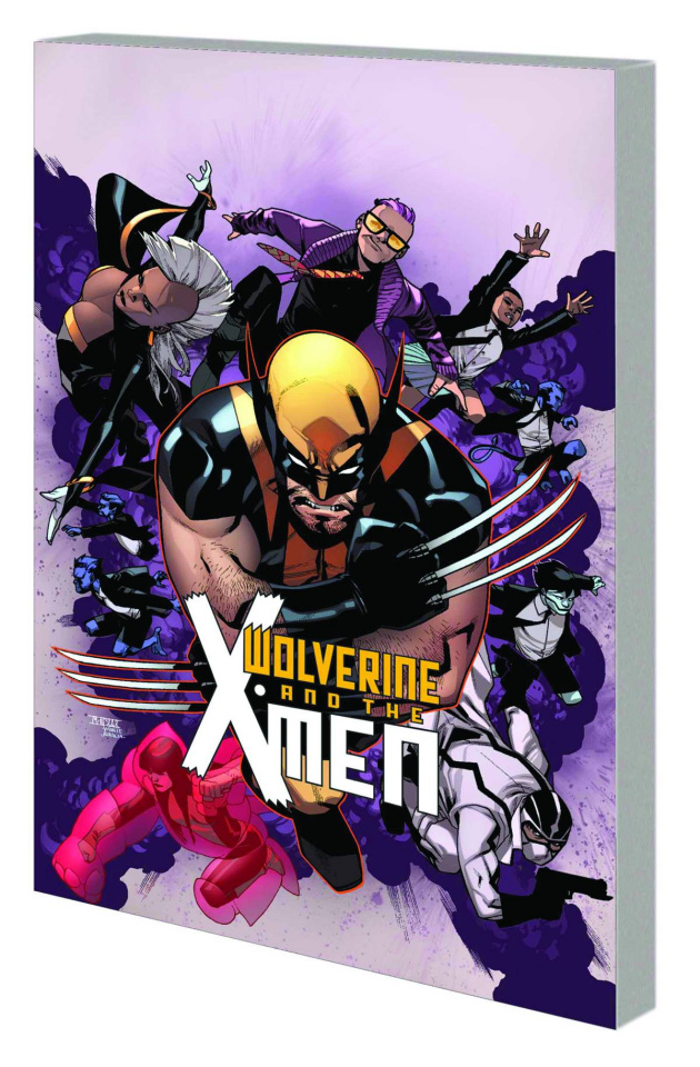 Wolverine and the X-Men Vol. 1: Phoenix Corporation