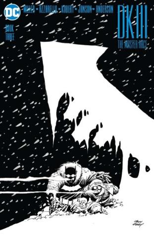 Dark Knight III: The Master Race #3 (3rd Printing)