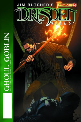 The Dresden Files: Ghoul Goblin #3