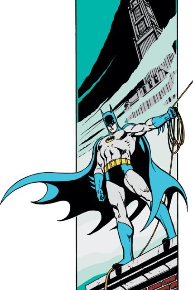DC Retroactive: Batman - The 70's #1