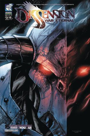 Dissension: War Eternal #6 (Kirkham Cover)