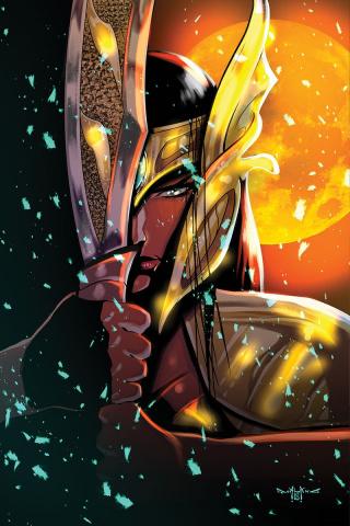 Dejah Thoris #8 (30 Copy Qualano Virgin Cover)