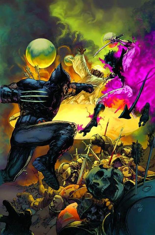 Uncanny X-Force #21