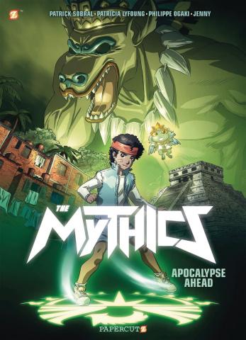 The Mythics Vol. 2: Apocalypse Ahead