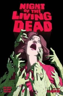 Night of the Living Dead #1-5 Bag Set