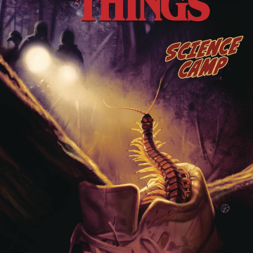 Stranger Things: Science Camp #2 (Kalvachev Cover)