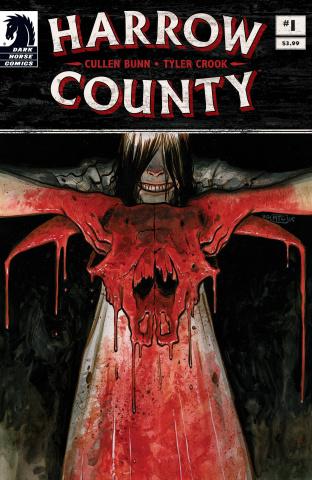 Harrow County #1 (2nd Printing)