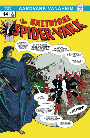 The Unethical Spider-Vark