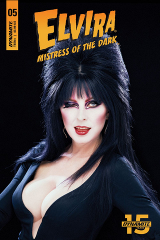 Elvira: Mistress of the Dark #5 (Photo Cover)