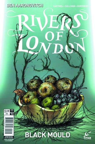 Rivers of London: Black Mould #2 (Sullivan Cover)