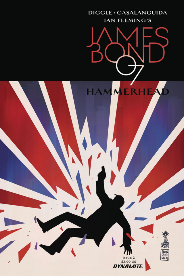 James Bond: Hammerhead #3