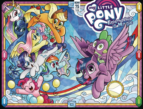 My Little Pony: Friendship Is Magic #75 (Price Cover)