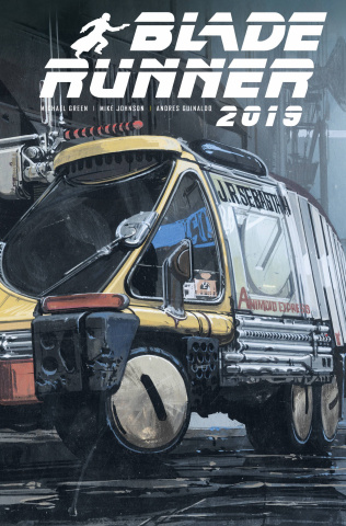 Blade Runner 2019 #10 (Mead Cover)