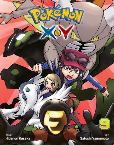 Pokémon XY Vol. 9