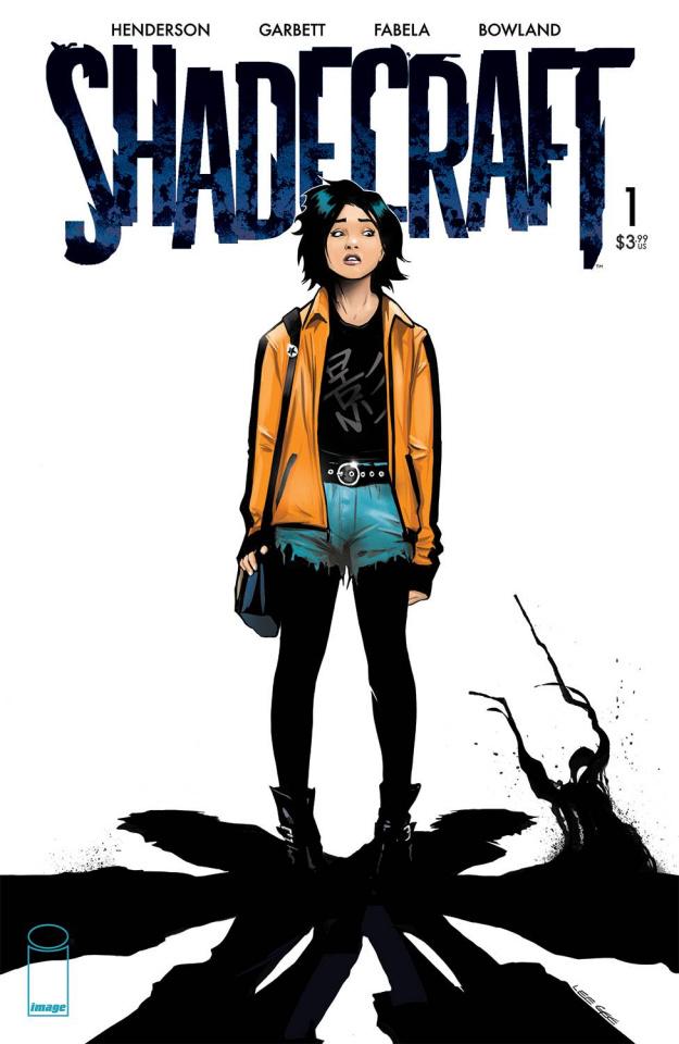 Shadecraft #1 (Garbett Cover)