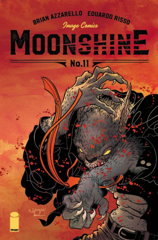 Moonshine #11 (Grampa Cover)