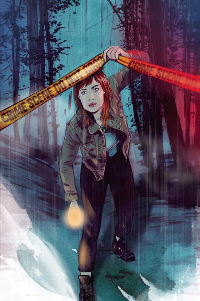Nancy Drew #3 (10 Copy Lotay Virgin Cover)